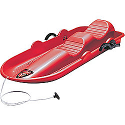 Stiga Cobra 2 Seater Sledges with Brakes