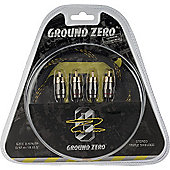 Ground Zero 3.14X-TP 3.14M RCA Cable