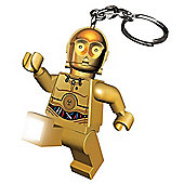 Lego LED Keylight - Star Wars C3PO