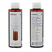 Korres Rice Proteins and Linden Shampoo 250ml
