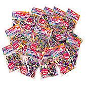 Jacks Loom Rainbow Bands 24 Pack Bundle - 6000 Bands