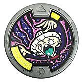 Yo-kai Watch Medal - Mysterious - Tattletell (Bakurobaa) [037]