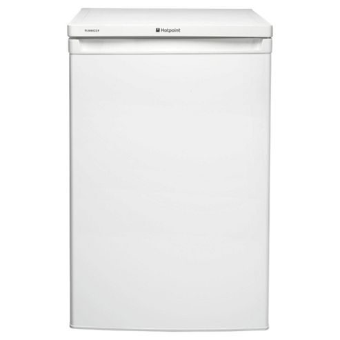 Hotpoint RLAAV22P Fridge, A+ Energy Rating, White, 55cm