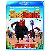 Free Birds - Blu Ray
