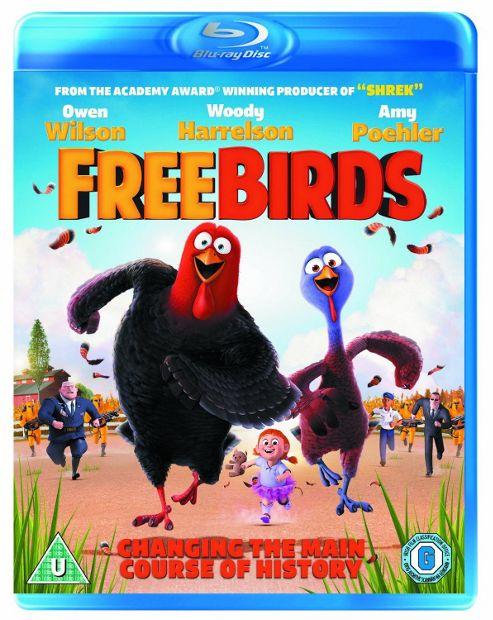 Free Birds (Blu-ray)