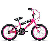 "Concept Wicked Girls BMX Single Spd 16"" Black"
