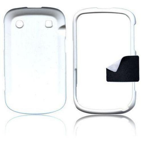 Blackberry Bold Touch 9900 U-Bop ShadowSHELL Case, Charcoal White