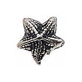 Amore & Baci Silver Starfish Bead