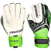 Reusch Re:Ceptor Pro X1 Special Goalkeeper Gloves - Black