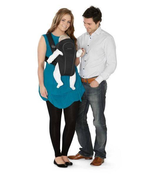 Mamas & Papas - Classic Baby Carrier - Black
