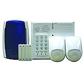 Lynteck LS400 Wired Intruder Alarm Kit