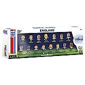 Soccerstarz England 2014 Team 15 Figurine Pack
