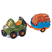 Vtech Toot Toot Drivers Off Roader and Trailer
