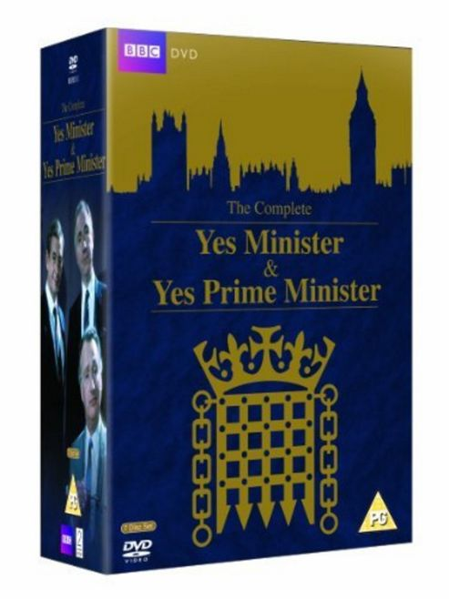 Minister - The Complete Box Set (DVD Boxset)