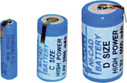 Maplin NiCd AA Batteries