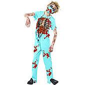 Zombie Surgeon - Child Costume 11-12 years