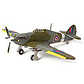 Forces Of Valor Raf Hurricane 85090 1:72 Diecast Aircraft Model