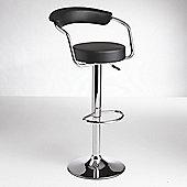 Wilkinson Furniture Portal Barstool - Black