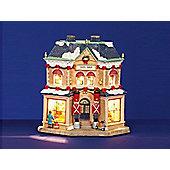 Premdec Li112003 Ceramic Lit Toy Shop 20Cm