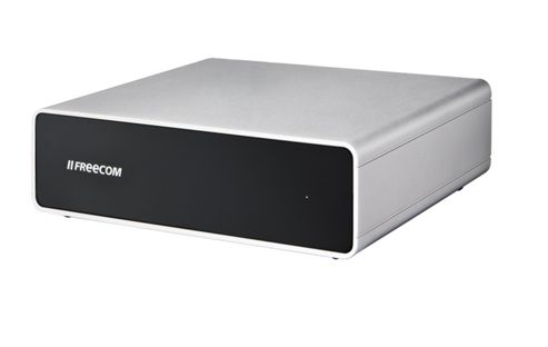Freecom Technologies Network Storage Centre 1TB