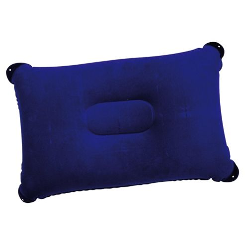 Tesco Inflatable Camping Pillow