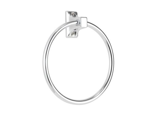 Croydex Qm731541 Sutton Towel Ring