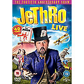 Jethro Live - 40 Years The Joker DVD