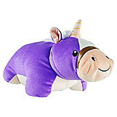 Necknapperz Twinkle the Unicorn Soft Toy