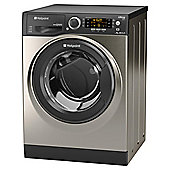 Hotpoint Ultima S-Line Washing Machine, RPD 9467 J GG UK, 9KG load, with 1400 rpm - Graphite