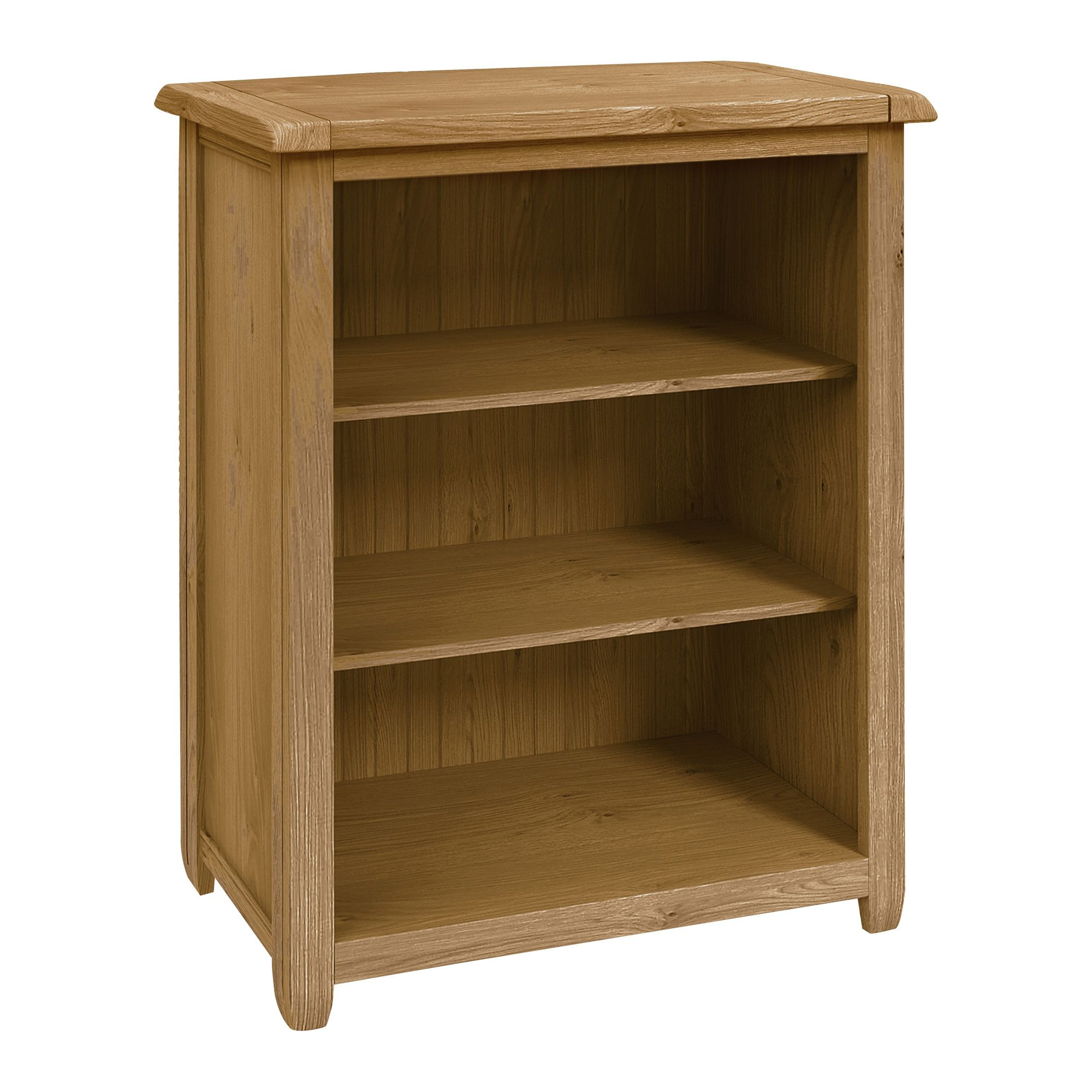 Alterton Furniture Cherry Creek Oak Small Bookcase at Tesco Direct
