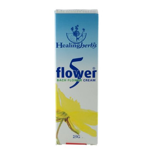 Five Flower Essence Cream (Tube) (25g Cream)