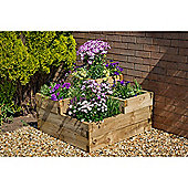 Timberdale Caledonian Tiered Raised Bed