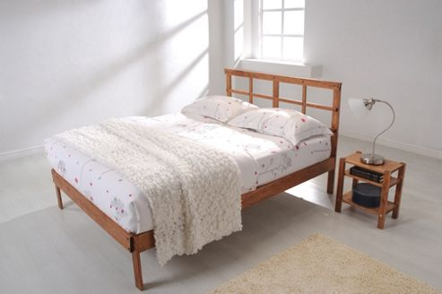 Ideal Furniture Clovis Bed Frame - Single (3')
