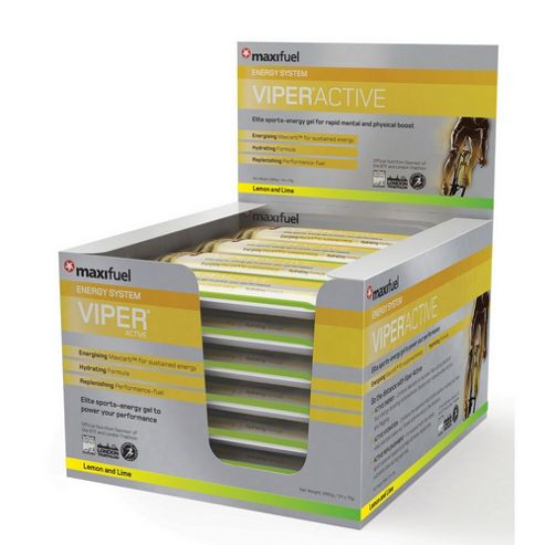 Viper Active Gel 24x70g Lemon & Lime