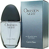 Calvin Klein Obsession Night for Women 100ml Eau de Parfum Spray