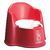 BabyBjorn Potty Chair (Bright Red)