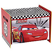 Disney Pixar Cars Fabric Toy Box