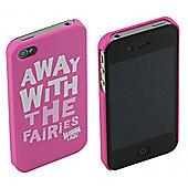 iPhone 4 and iPhone 4s Case Away with the Fairies