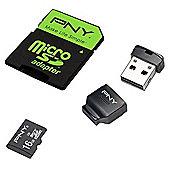 PNY High Performance 16 GB microSDHC