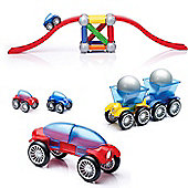 SmartMax Basic Stunt Magnetic Construction Set