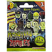 Character Building Monsters and Zombies Blind Bags