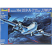 Revell Heinkel He 219 A-7 Uhu 1:32 Aircraft Model Kit - 04666