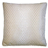 Sicily Cushion Cover, Natural