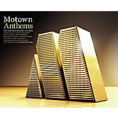 Various Artists Motown Anthems 4CD