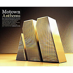 Various Artists Motown Anthems 4CD