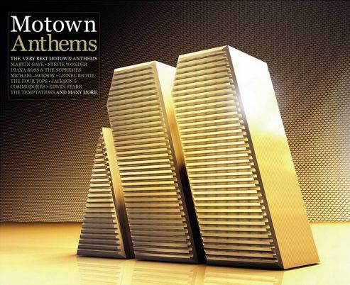 Motown Anthems (4Cd)