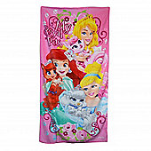 Disney Princess Palace Pets Beach Towel