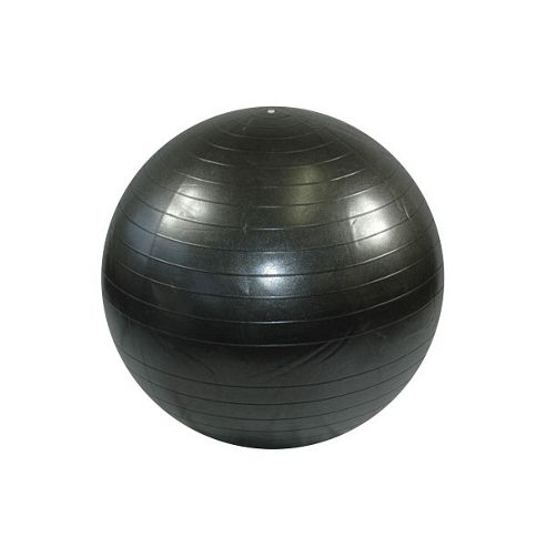 Bodymax Anti Burst Gym Ball - 75cm (Black)