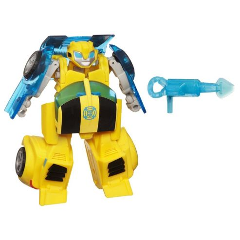 Transformers rescue bot
