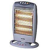 WL42005 Warmlite 1200w Grey Halogen Heater